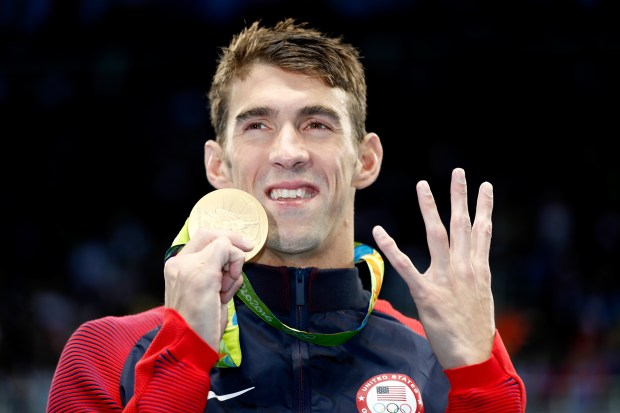 How much are Michael Phelps' gold medals really worth? – The Denver Post