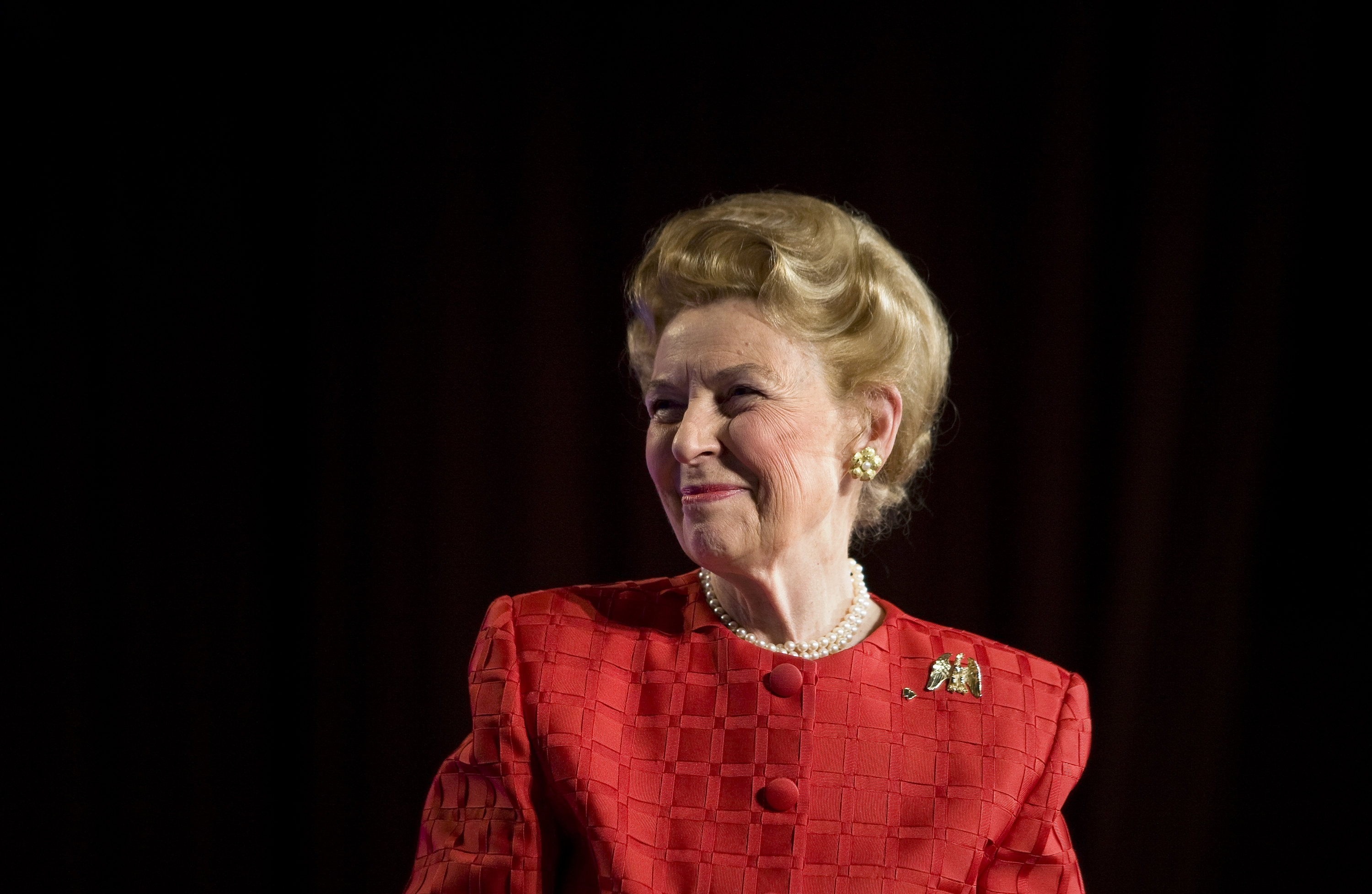 Donald Trump To Speak At Phyllis Schlafly's Funeral