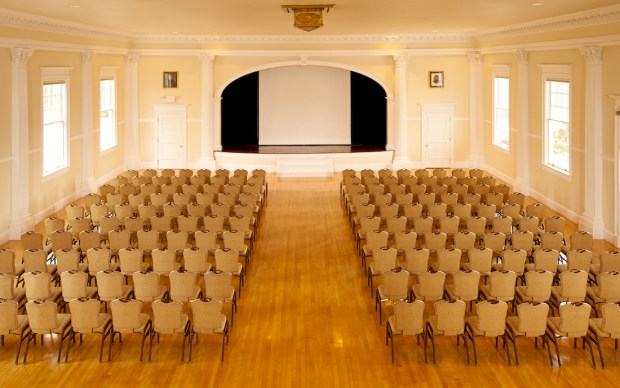 The Stanley Hotel will host seven nationally known acts in its concert hall next year.