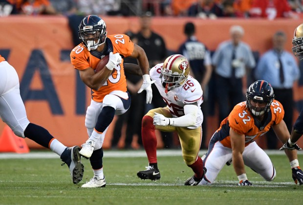 pretty nice 11c51 f8dd6 Broncos Mailbag: Will C.J. Anderson and Devontae Booker ...