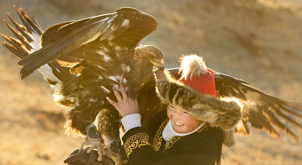 "The family-friendly, Mongolian-filmed picture ""The Eagle Huntress"" will screen on Sept. 23 at the Wheeler Opera House as part of this year's Aspen Filmfest."