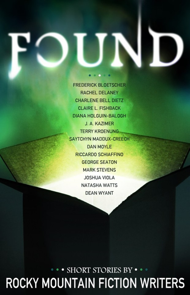 The latest anthology from Rocky Mountain Fiction Writers pulls into Union Station's Tattered Cover on Oct. 5.