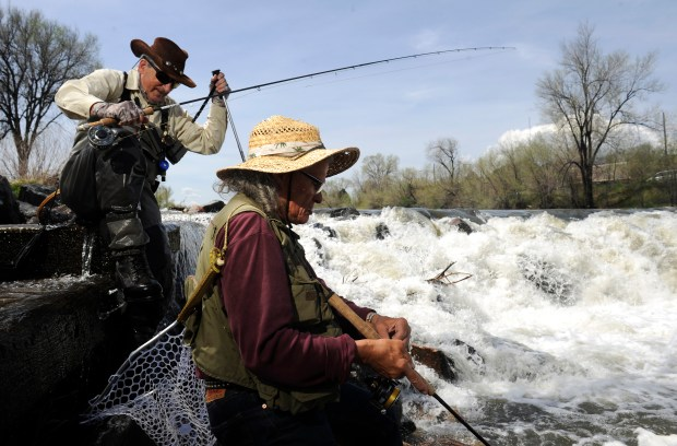Colorado parks and wildlife say a fee increase is for Colorado fishing license fees