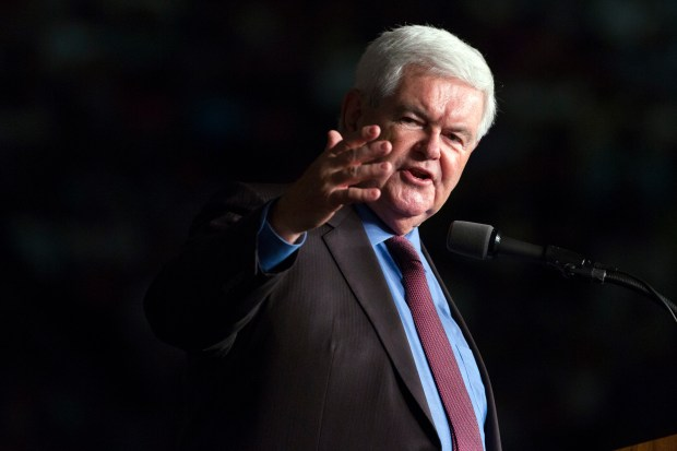 When old white men like Newt Gingrich, with their own dismal pasts on the treatment of women, defend Donald Trump, America is reminded how far the the GOP has yet to go to being a party that represents all Americans.