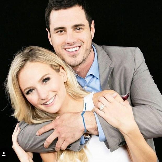 "Ben Higgins and his fiancée, Lauren Bushnell, star in ""Ben and Lauren: Happily Ever After?"" They live in Denver."