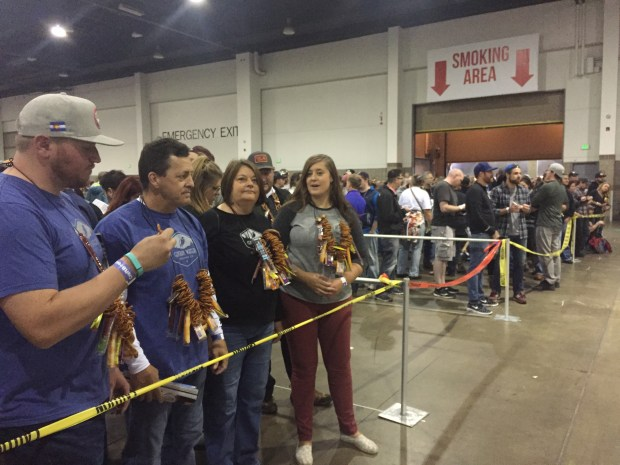 Great American Beer Festival 2016 Thursday Scouting