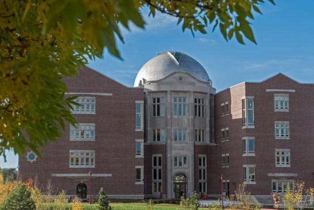 university of denver wesley hall