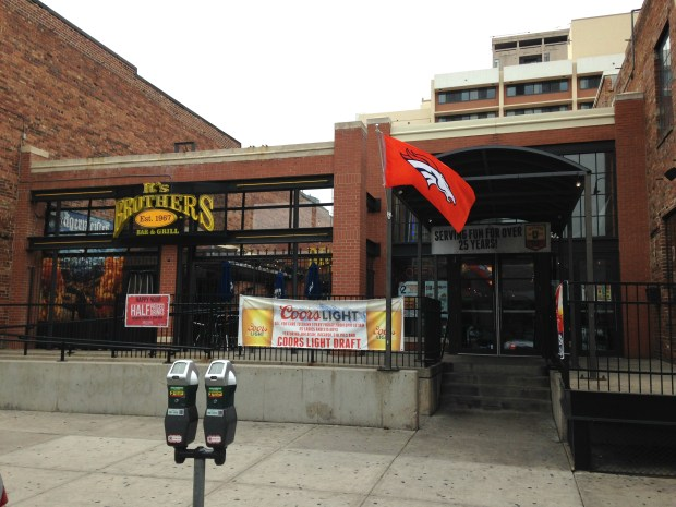 "The former ""Real World"" house in Denver is now Brother's Bar and Grill."