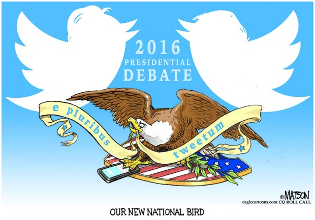 second-presidential-debate-cartoon-matson