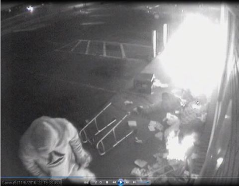 A photo from the Nov. 6 Adams County attack.