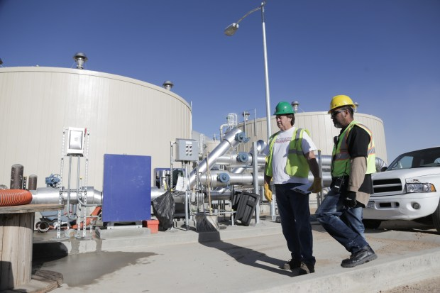 Biogas company raises a stink over Weld County's decision to