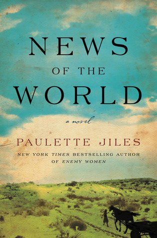 """News of the World"" book cover"