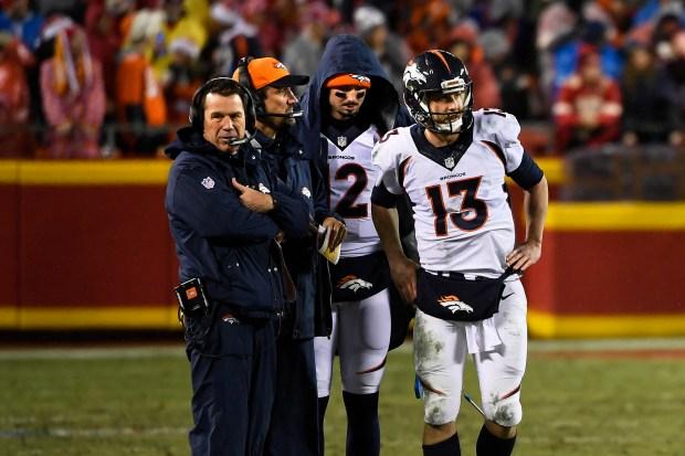 Broncos quarterbacks