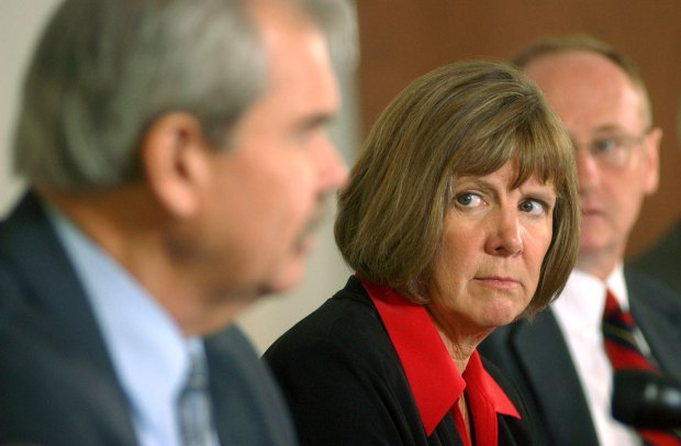 Boulder County District Attorney Mary Lacy