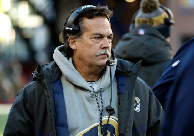 Jeff Fisher Fired As Los Angeles Rams Head Coach