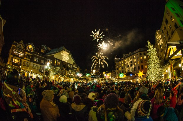 Beaver Creek is home to one of Travel Channel's top family-friendly New Year's Eve celebrations.