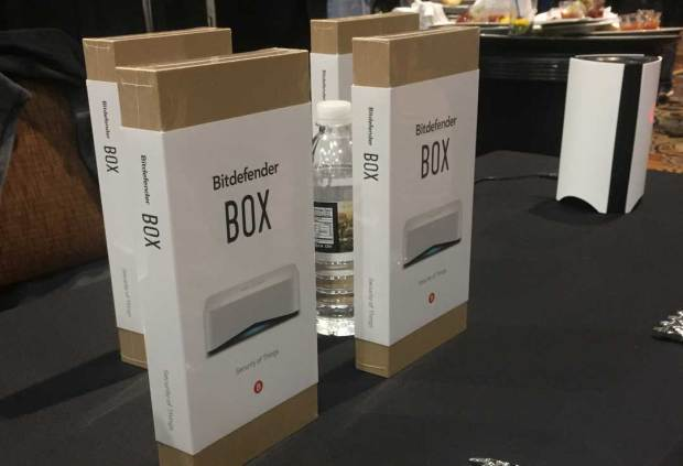 Bitdefender Box 2 protects a smart home's many internet of things devices.