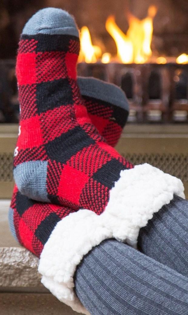 PUDUS Slipper Socks.