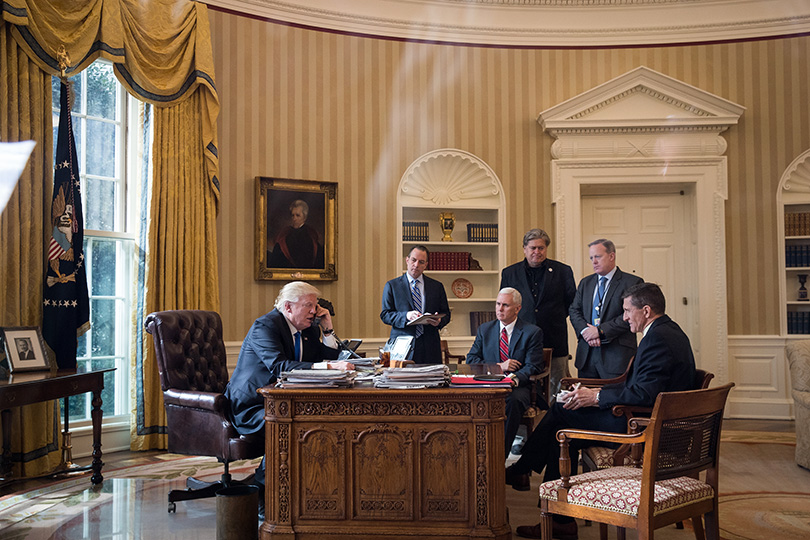 Trump signed executive order without knowing exactly what it did
