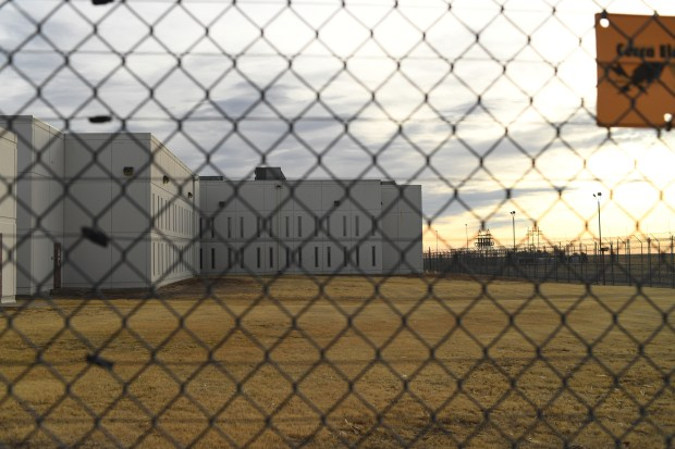 Kit Carson Correctional Facility remains empty