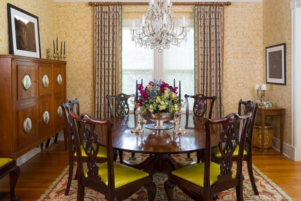 In modern homes, the dining room is due for a revival – The Denver ...