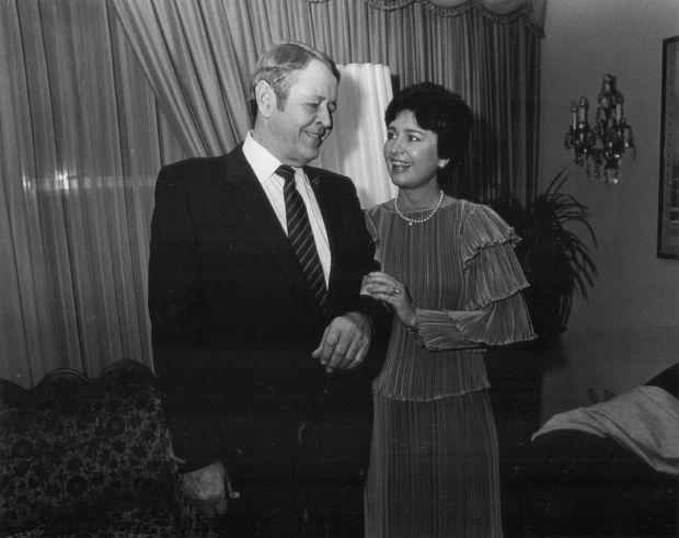 FEB 27 1983 - Bob Burford ...