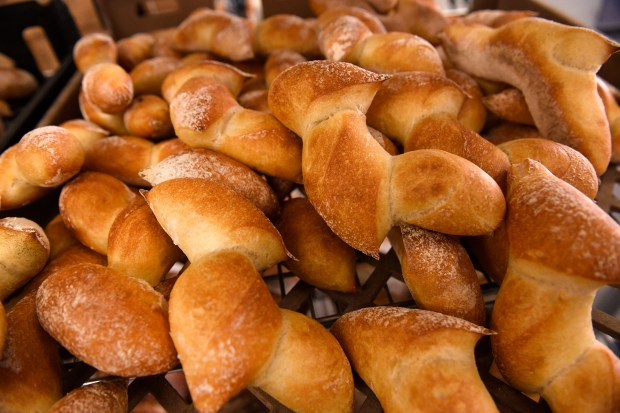 Pain d'Epi, made specially for the ...