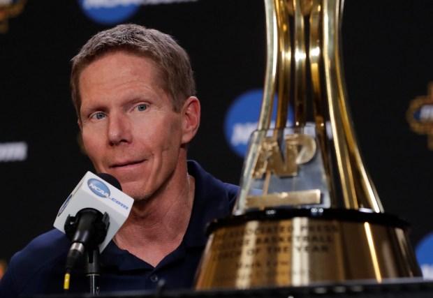 Gonzaga head coach Mark Few answers ...