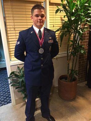 Staff Sgt. Austin L. Bieren