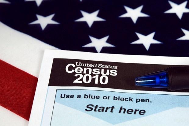American Census Document
