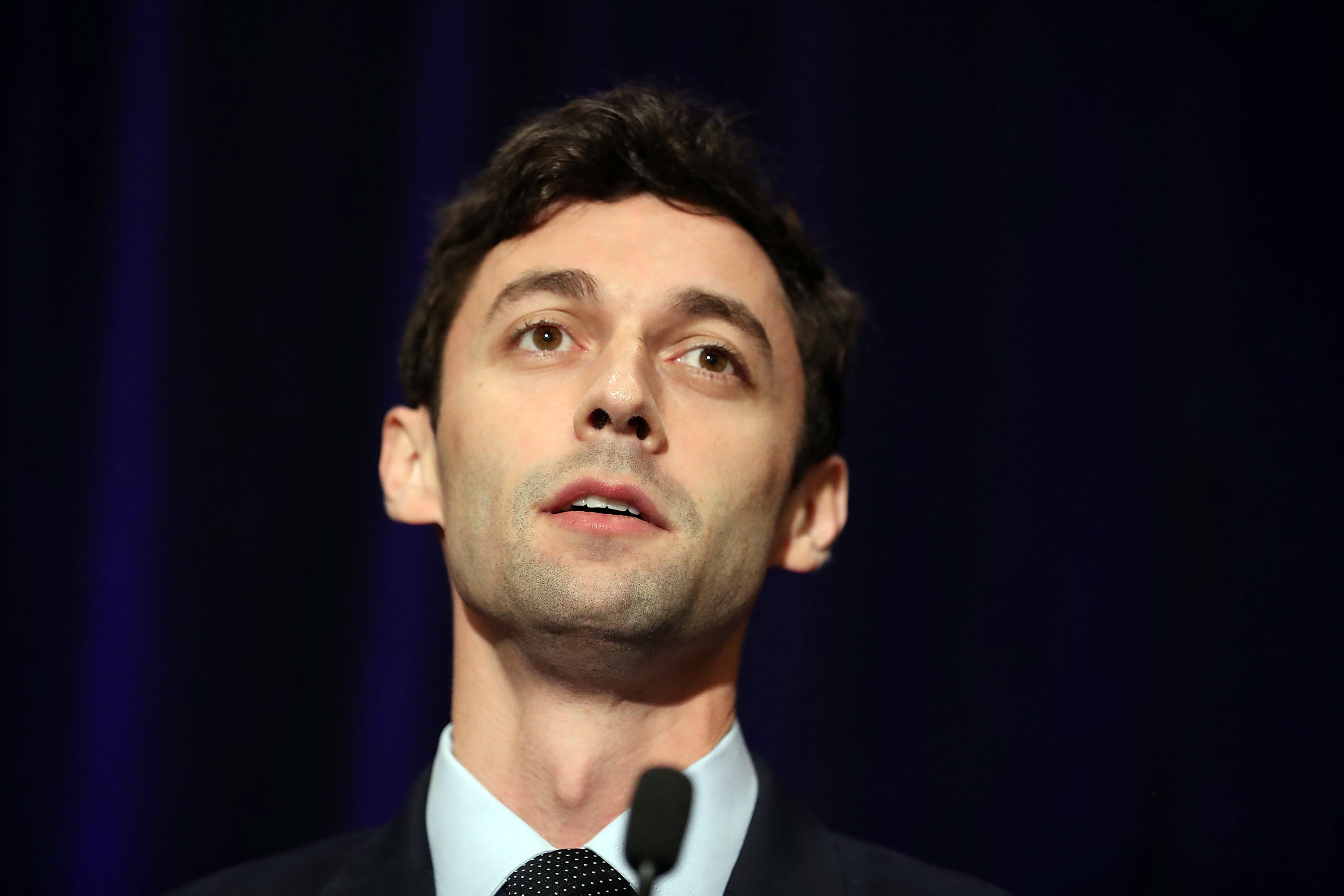 Georgia Democrat puts Donald Trump's popularity to the test in Congress vote