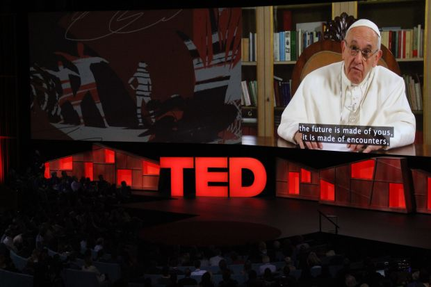 US-CANADA-RELIGION-INTERNET-COMPUTERS-TED-POPE