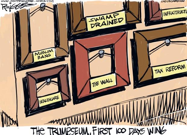 newsletter-2017-05-01-trump-first-100-days-cartoon-priggee