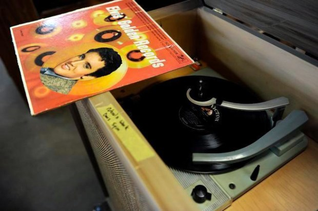 """When Elvis Presley's first single, """"All Shook Up,"""" appeared on the radio, a DJ suggested Presley had committed what might now be called """"cultural appropriation."""""""