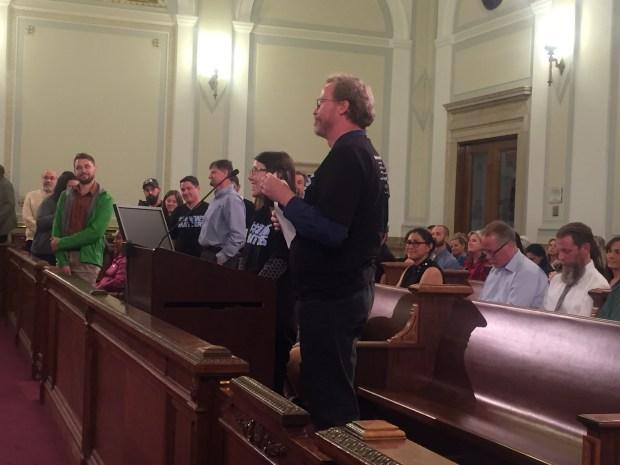 Denver council proclamation on journalism