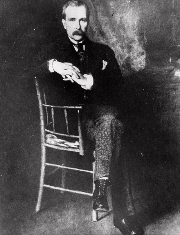 Would you be willing to live in 1916 if you could be as rich as John D. Rockefeller?