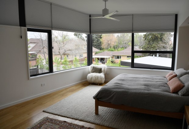 Denver home tour showcases modern architecture of all shapes