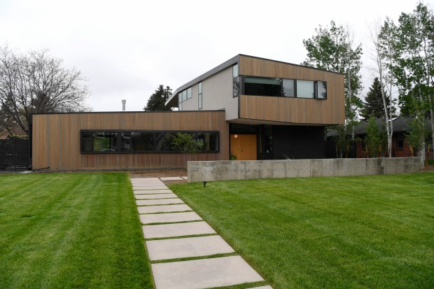 Denver Home Tour Showcases Modern Architecture Of All