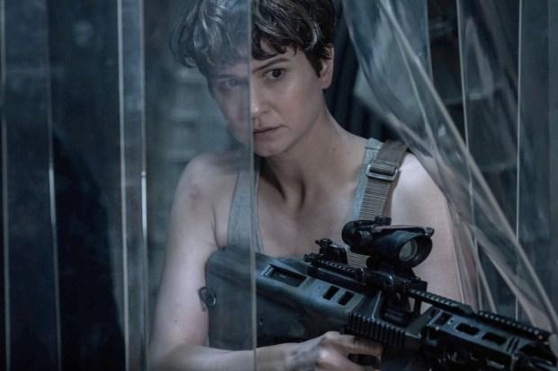 "Katherine Waterston in ""Alien: Covenant."" ..."
