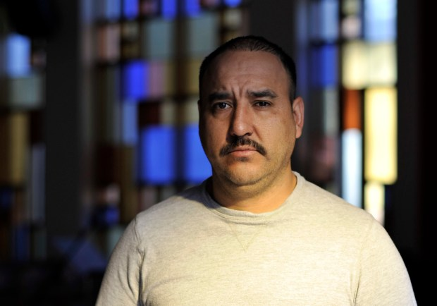 Arturo Hernandez Garcia, who was arrested last month by U.S. immigration officers, lived from October 2014 through July 2015 at the First Unitarian Society of Denver. When he left the church, he did so with a letter from federal officials saying he was not an immigration enforcement priority.