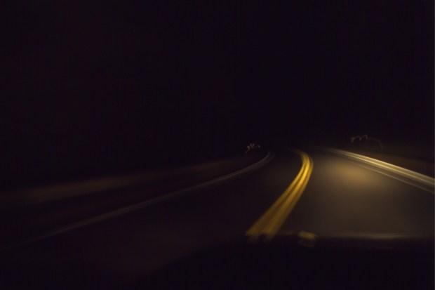 keillor night driving