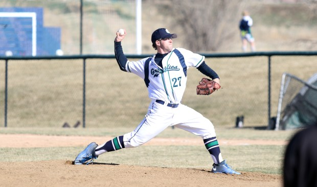 ThunderRidge graduate Jake Eissler was 5-1 with a 1.28 ERA as a senior while leading the Grizzlies to a 15-8 record.