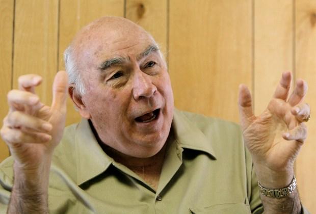 File photo, Robert Murray, chief ...