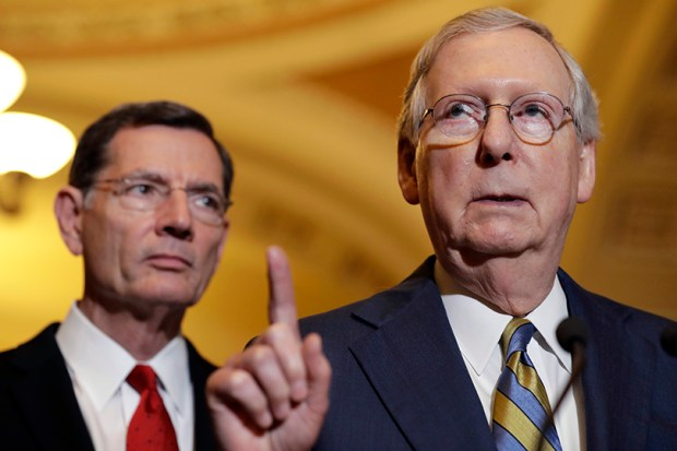 Yes, Mitch McConnell's secretive lawmaking is really unusual — in these four ways