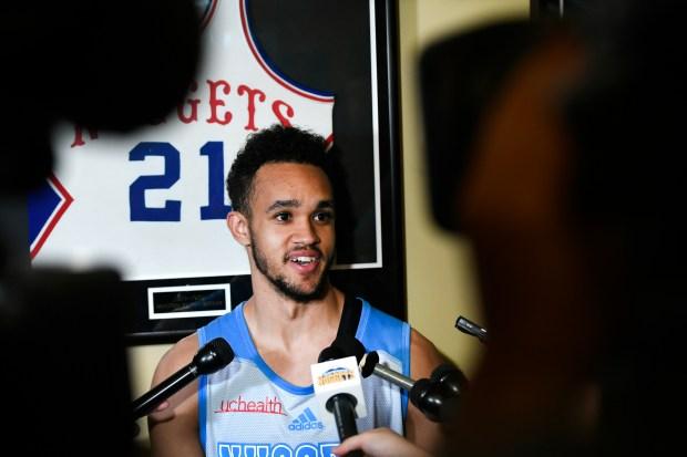 Colorado basketball standout Derrick White talks ...