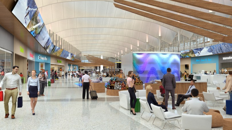 $1.8 Billion Denver International Airport Renovation Contract Released