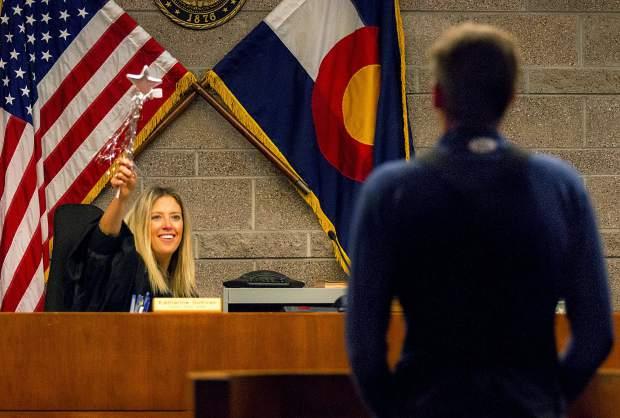 Judge Katherine Sullivan started her problem-solving courts seven years ago.