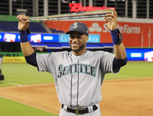 Robinson Cano #22 of the Seattle ...