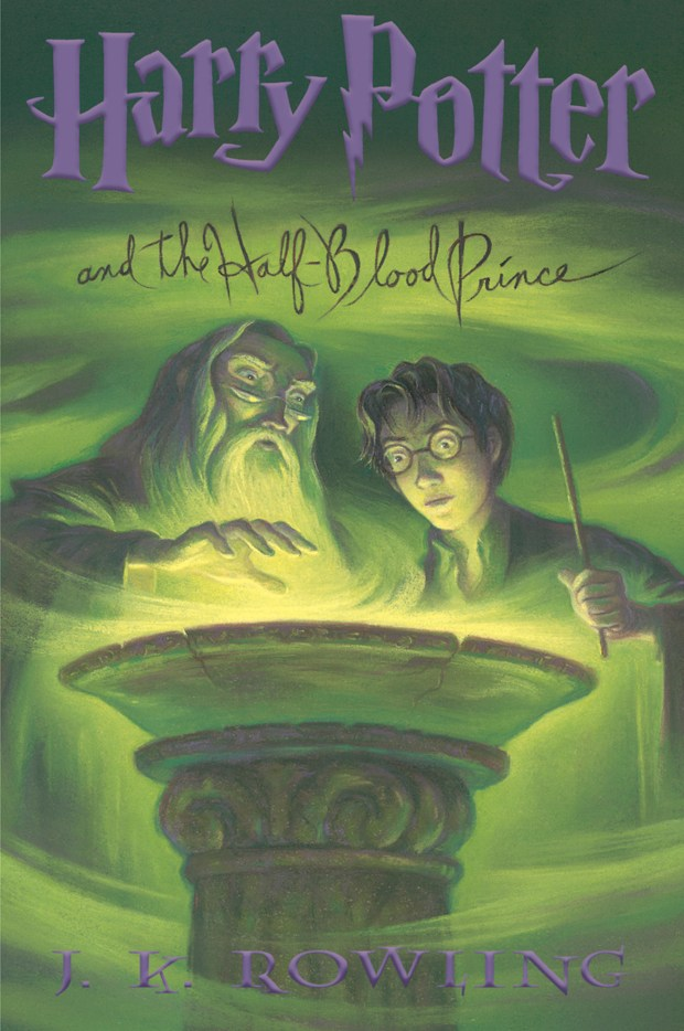 """This photo provided by Scholastic shows the book jacket of J.K. Rowling's """"Harry Potter and the Half-Blood Prince."""" Paul Finch and Rayan Jawad, owners of Growth Studio, based in London, say that lessons learned from the Harry Potter series have helped them in their business."""
