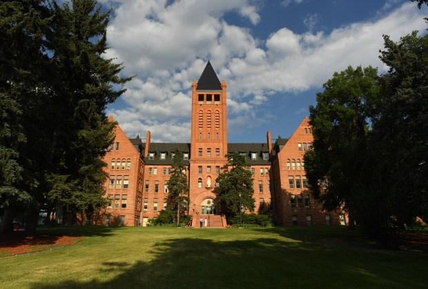 Colorado Heights College campus dates back ...